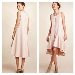 Antho • Girly Blush Dropwaist Dress
